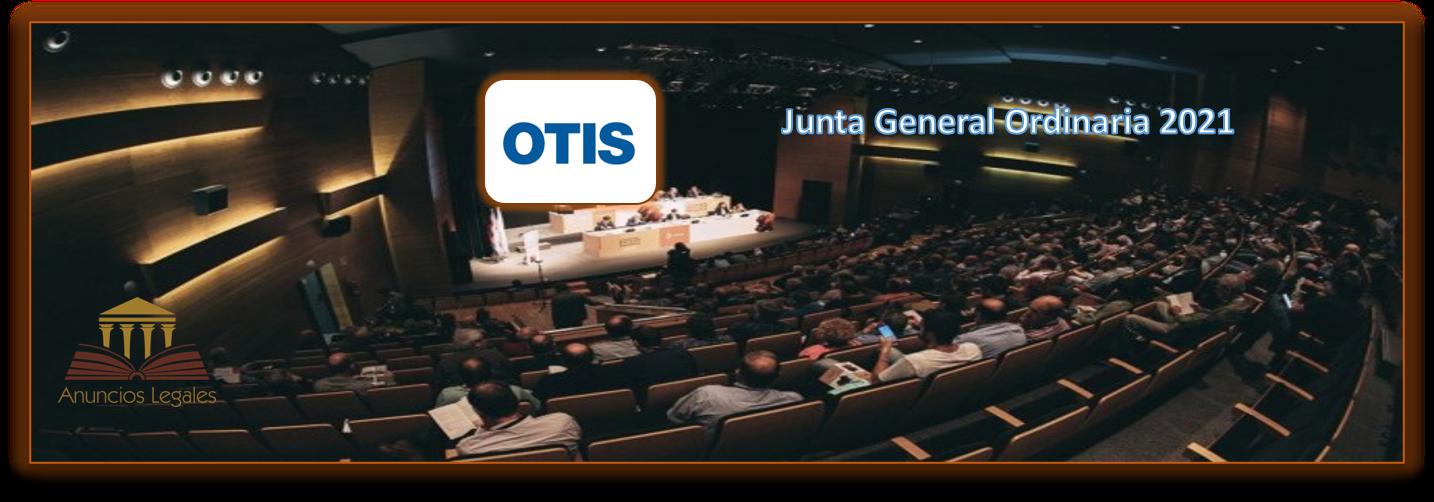 La sociedad Zardoya Otis anuncia Junta General Ordinaria de Accionistas 2021